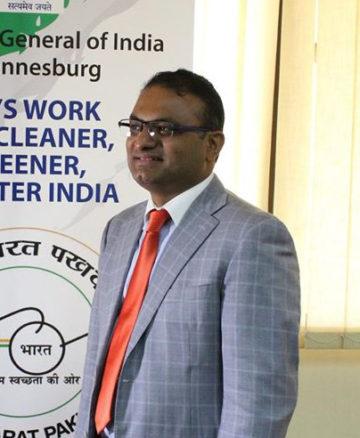 Dr. K.J. Srinivasa