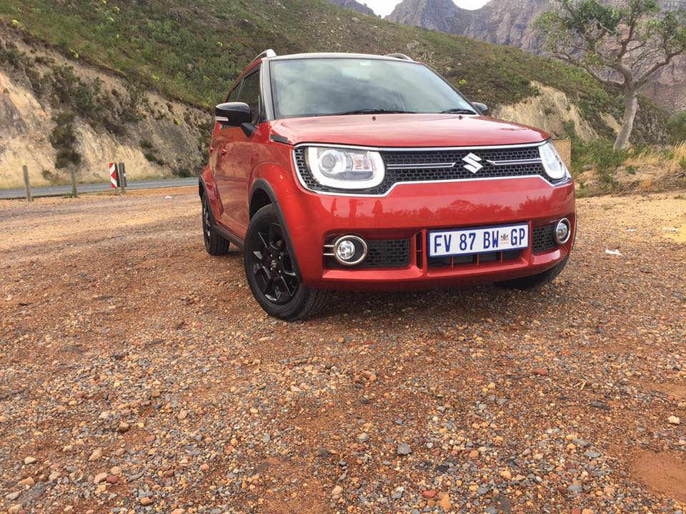 India-made Suzuki Ignis now on sale in South Africa