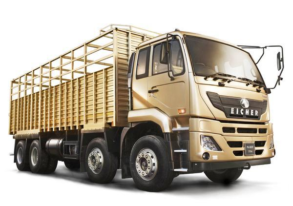 Indian truck brand Eicher poised to enter the SA market