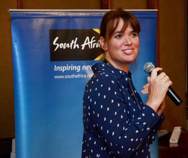 South Africa expecting over one hundred thousand tourists from India