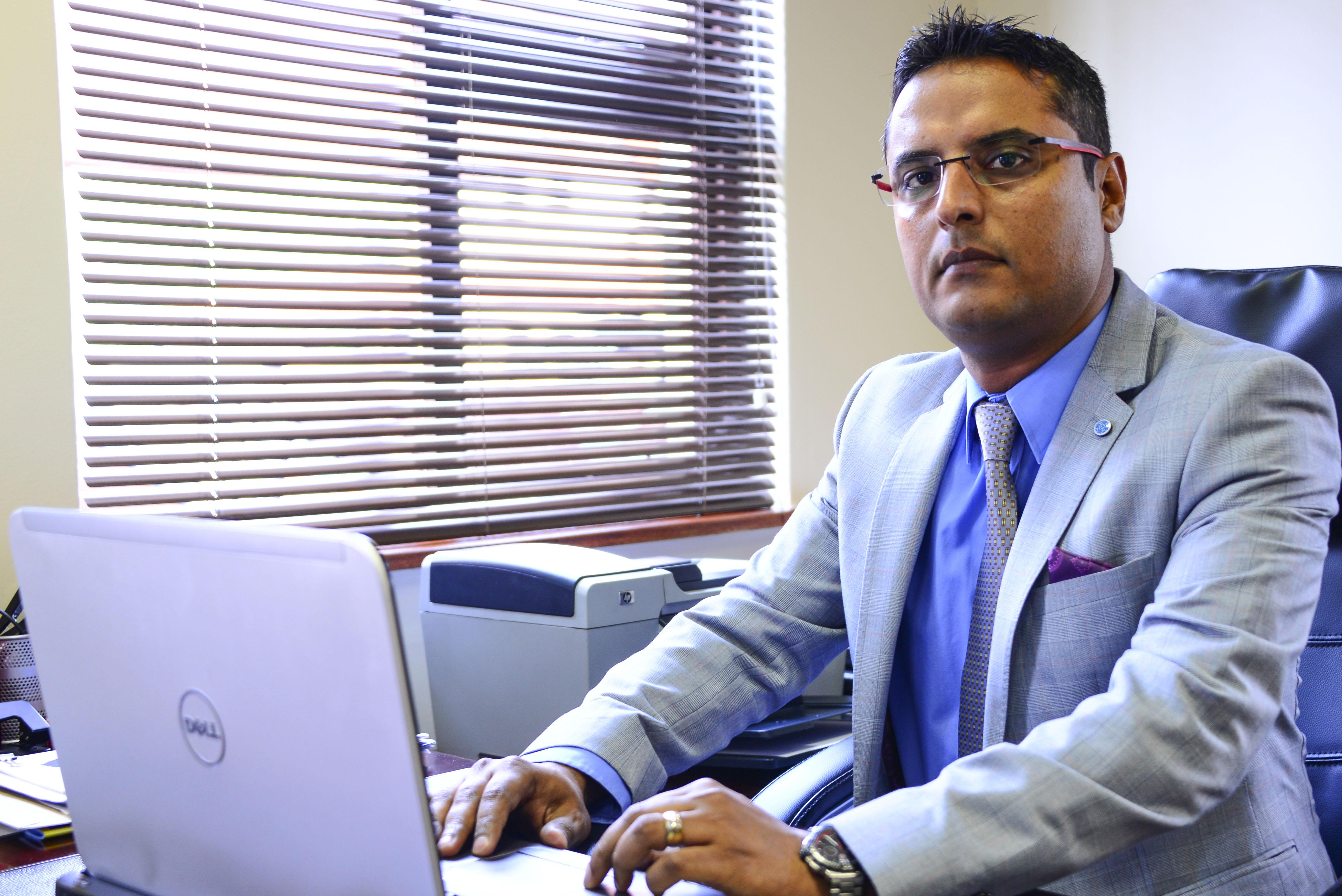 Profile – Salil Dhingra
