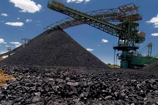 Coal prices are set to decline in the next two years